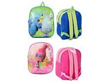Childrens Backpack Trolls School Bag Boys Girls Kids Infant Cartoon Rucksack