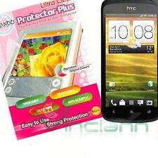 Pellicola trasparente display BRANDO pr HTC One X protezione Ultra Clear 3 Layer