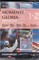 DVD=MOMENTI DI GLORIA=N°1/2 =CAMPIONI DEL MONDO 1982=SCHUMACHER=BUGNO=