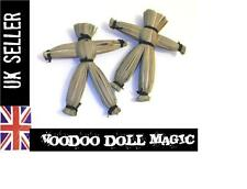 VOODOO DOLL magic trick by Okito (moving doll in your palm) close up spooky