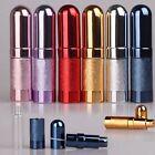 Refillable Empty Scent Bottle Perfume 6ml Travel Spray Atomizer Spray