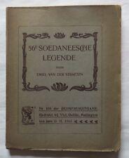 56 ème soedaneesche legende door Emiel Van Der Straeten  - 1913