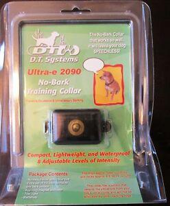 D.T. SYSTEMS NO BARK COLLAR ULTRA-E 2090 (30)