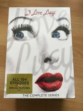 I Love Lucy ~ Complete Series Season 1-9 (1 2 3 4 5 6 7 8 9) ~ NEW 33-DISC SET
