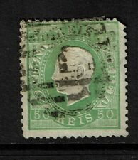 Portugal SC# 42, Used, Hinge Remnant - S7766
