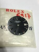 - Quadrante Originale - Dial Rolex Oyster Perpetual Date 69xx Black Index 27mm