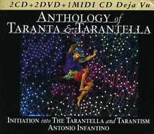 Anthology Of Taranta & Tarantella [5 CD] RETRO GOLD