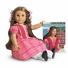American Girl Marie-Grace Doll and Book 18 in BONUS PARTY OUTFIT! Cecile
