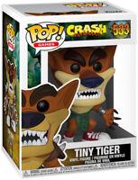 Funko Pop! Games Crash Bandicoot #533 - Tiny Tiger