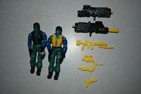 G.I. Joe Battle Corps ARAH Beachhead Rangers incomplete lot of 2V