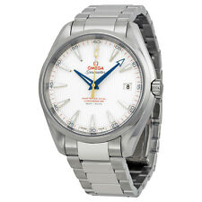 Omega Seamaster Automatic Silver Dial Stainless Steel Mens Watches 2311042210200