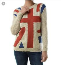 NWOT Nordstrom ��The Classic�� UK Sweater. Size Medium. Hipster Top Shirt