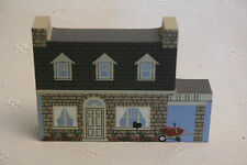 """1997 CATS MEOW """"Playhouse"""" Shepherdstown, WV Collectors Club Gift Accessory"""