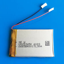 Ultra Thin 3.7V 400mAh Lipo Battery 253450 for MP3 DVD GPS bluetooth Smart watch