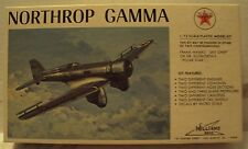 Williams Brothers 1/72 Northrop Gamma TWA Airliner Kit #72-214 Sealed Inside