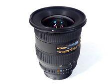 EXCELLENT Nikon Nikkor AF 18-35mm f3.5-4.5 D ED IF ASPH Lens USED pristine lens
