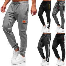 Sporthose Trainingshose Hose Jogger Fitness Sport Motiv Herren Mix BOLF Slim Fit