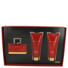 Fendi L'acquarossa 3pc Gift Set 2.5oz Eau De Parfum Body Lotion & Shower Gel NIB