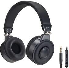 E-books S85 Over-Ear Noise Cancelling Stereo Bass Headphones Headset - Black