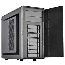 SilverStone CS380B Silverstone DIY ATX NAS Storage Case with Hot Swap Cases NEW