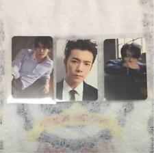 DONGHAE Photocard Type A B C Set 2018 Super Junior D&E Japan 2nd Album STYLE
