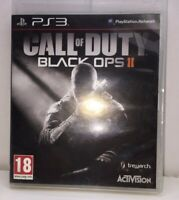 Call Of Duty Black Ops 2 PS3 complete with manual PlayStation