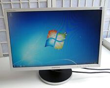 Samsung SyncMaster 225BW 56 cm (22 Zoll) 16:10 LCD Monitor - Silber