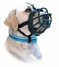 Hunde-Maulkörbe aus Kunststoff M