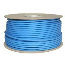 Cat6 Solid LSZH Cable 100m Reel Blue 100% Copper Data Networking Ethernet