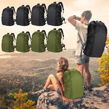 Waterproof Outdoor Backpack Rain Cover Climbing Knapsack Raincover w/Storage Bag
