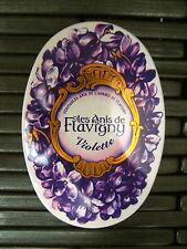 3 pack- Les Anis De Flavigny Violette Drops Candy Pastilles, Made in France