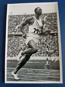 Olympics 1936 Jesse Owens Sammelwerk # 32