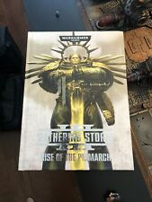 GATHERING STORM III RISE OF THE PRIMARCH Warhammer 40K Hard Cover