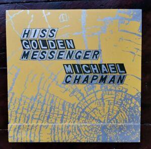 Hiss Golden Messenger and Michael Chapman, Parallelogram new
