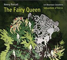 H Purcell - Henry Purcell The Fairy Queen [CD]