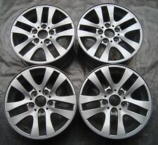 4 BMW Alufelgen Styling 156 7Jx16 ET34 6775595 3er E90 E91 F804