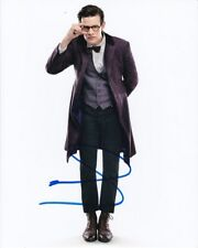 MATT SMITH Signed DOCTOR WHO Photo w/ Hologram COA