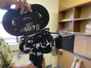 ARRI II 35MM Motion Picture Camera, Film, Vintage w/accy's