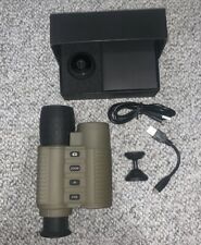 Stealth Cam Night Vision Binoculars STC-NVMSD With Recording And Mini Camera