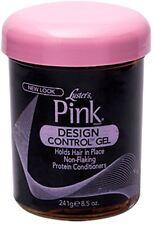 Luster's Pink Design Control Gel 8.5 oz (Pack of 6)