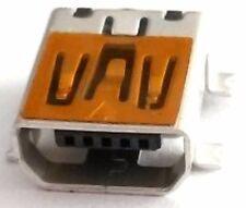 NAVIGON 10 Pin Ladebuchse USB Buchse Navigationsgerät 7xxx 6xxx 5xxx 3xx ersatz,