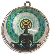 Meditation Dome Necklace Wiccan Wicca Witchcraft Supplies