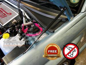 VW Golf MK2 bonnet gas damper lift kit strut support 1983-1991 engine bay
