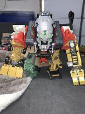 Hasbro Transformers 2 Revenge of the Fallen: Constructicon Devastator Robots...