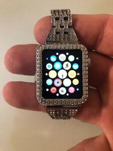 Apple watch series 3 38 mm diamond carat band