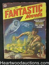 Fantastic Novels Jan  1950 George Allan England