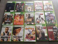 44 jeux XBOX 360 + CONSOLE