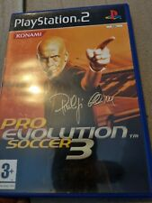 PS2  Sony Playstation 2 game Pro Evolution Soccer 3  PES 3 boxed