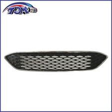 NEW FRONT UPPER CENTER GRILLE REPLACEMENT FOR 15-17 FORD FOCUS S SE F1EZ8200B