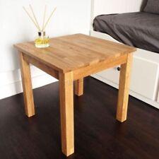 Mesas menos de 60cm de roble para el hogar